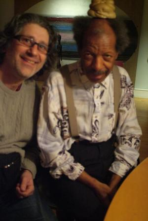 Sohrab and Ornette